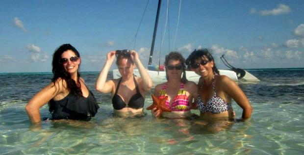 Belize-2012-Day-at-Sandbar