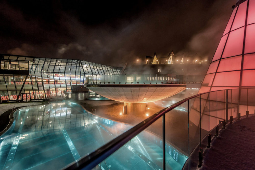 Timeless Relaxation=Austria Thermal Spa Resort