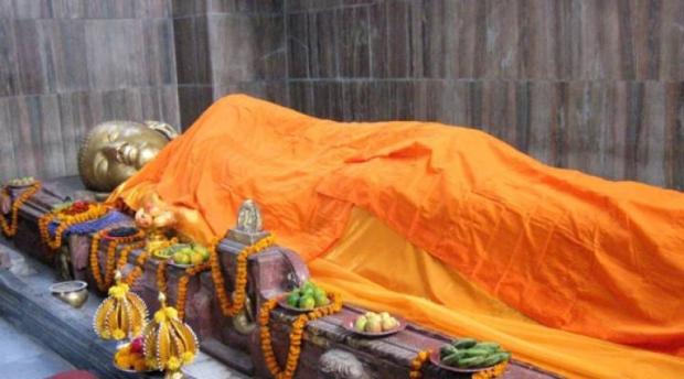 dying-buddha-kushinagar