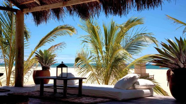 Uxua Casa Hotel beach