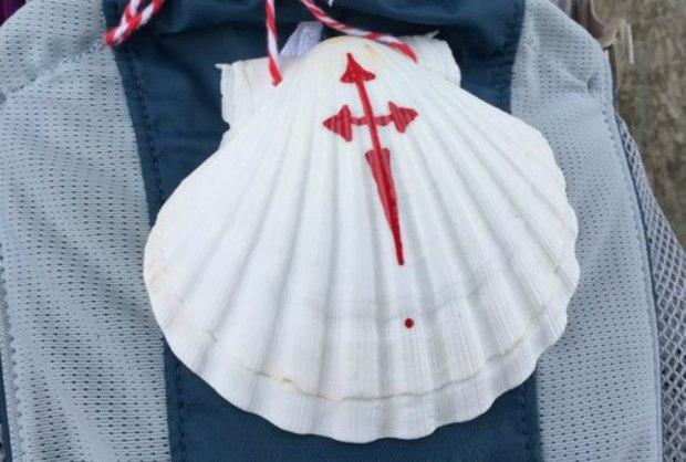 SPAIN-Ashram-Camino-Pilgrim-Scallop-Shell