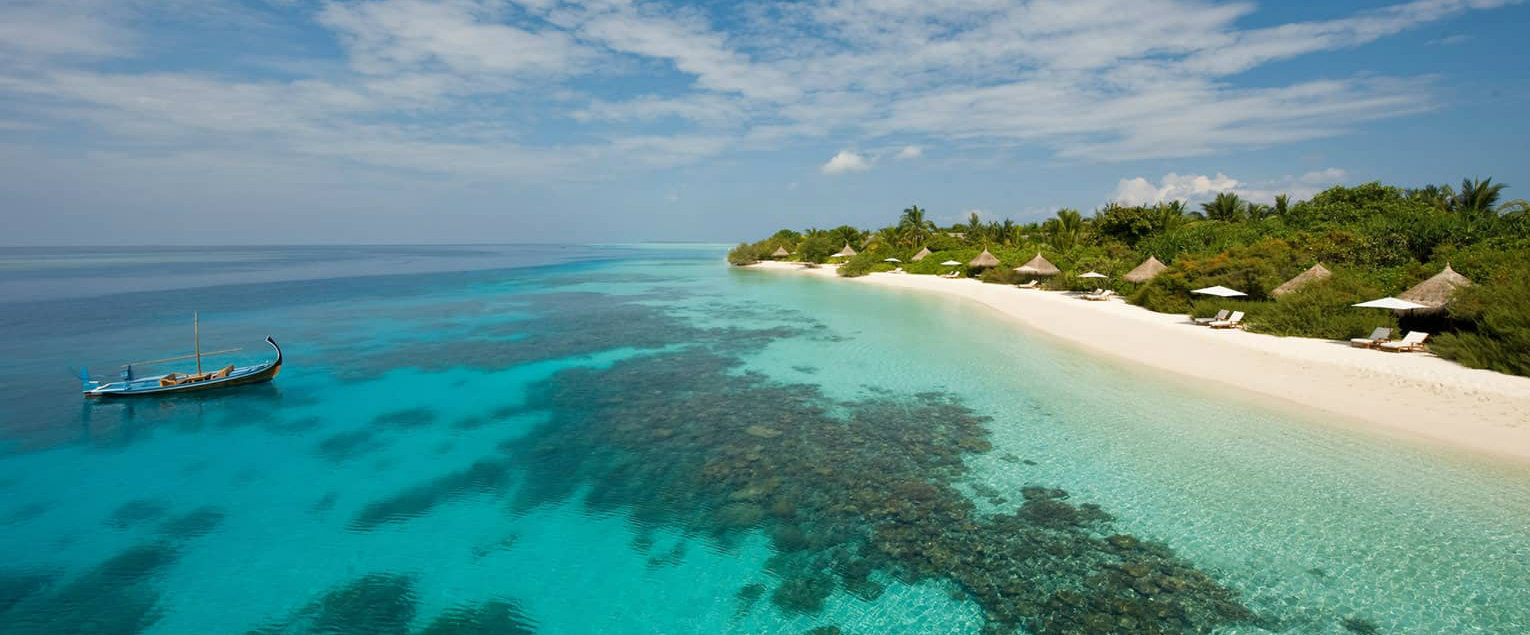 Spiritual Healing – Maldives Four Seasons